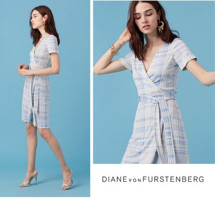 Sale DVF sold out about New Julian Short Sleeve Wrap Dress.
