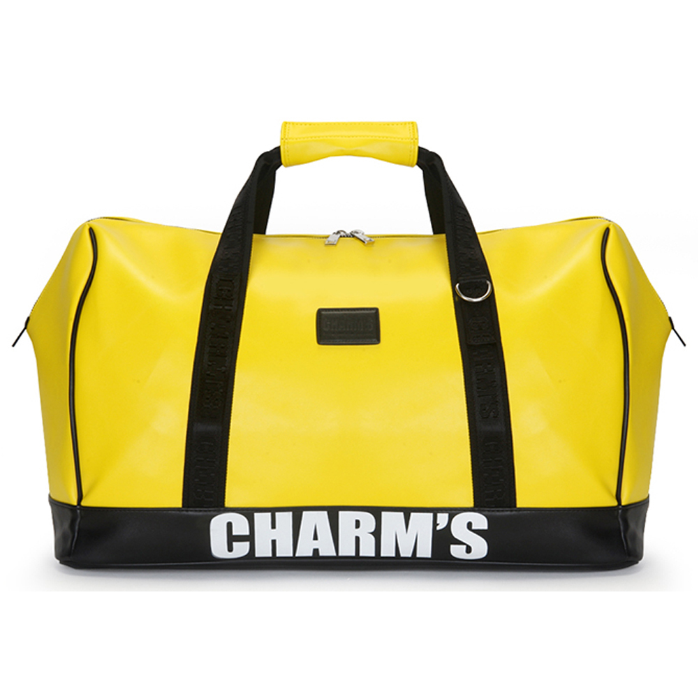 ★韓国の人気★CHARM'S★PUBERTY Boston bag 4色★UNISEX