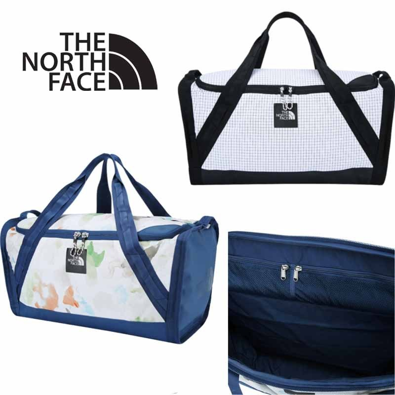 THE NORTH FACE〜HOMESTEAD SNACKLE BOX 遠足ダッフルバッグ 2色