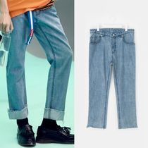 ☆8 SECONDS☆ GD着用 PIPING INDIGO DENIM PANTS