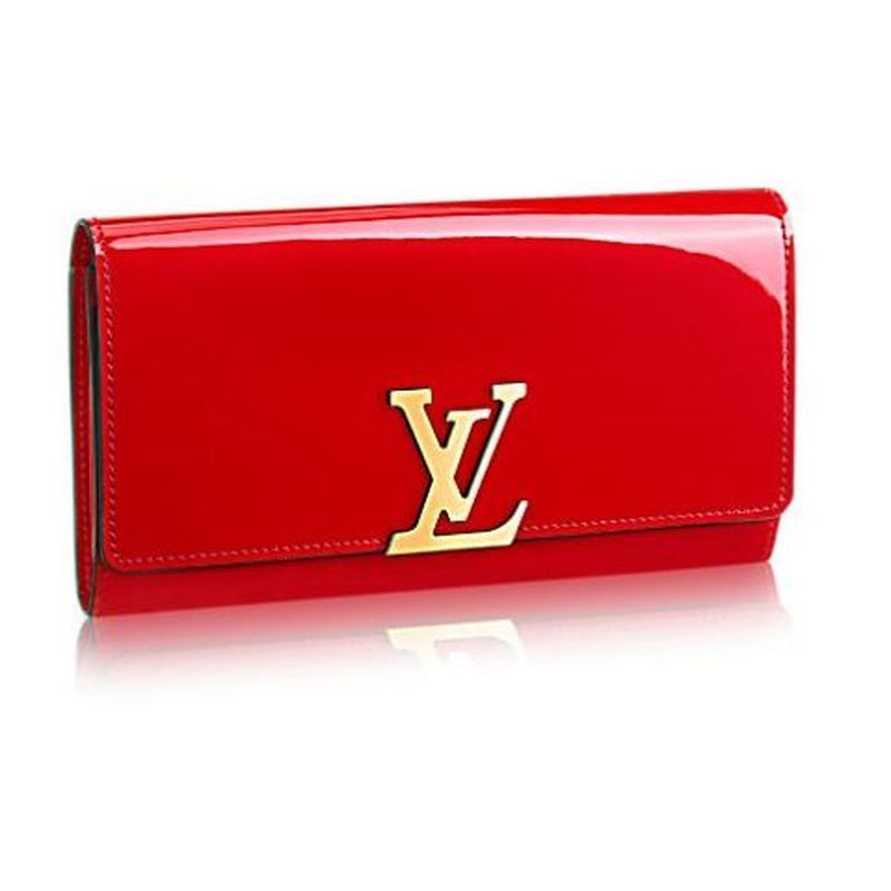 【Louis Vuitton】ルイヴィトン LOUISE WALLET