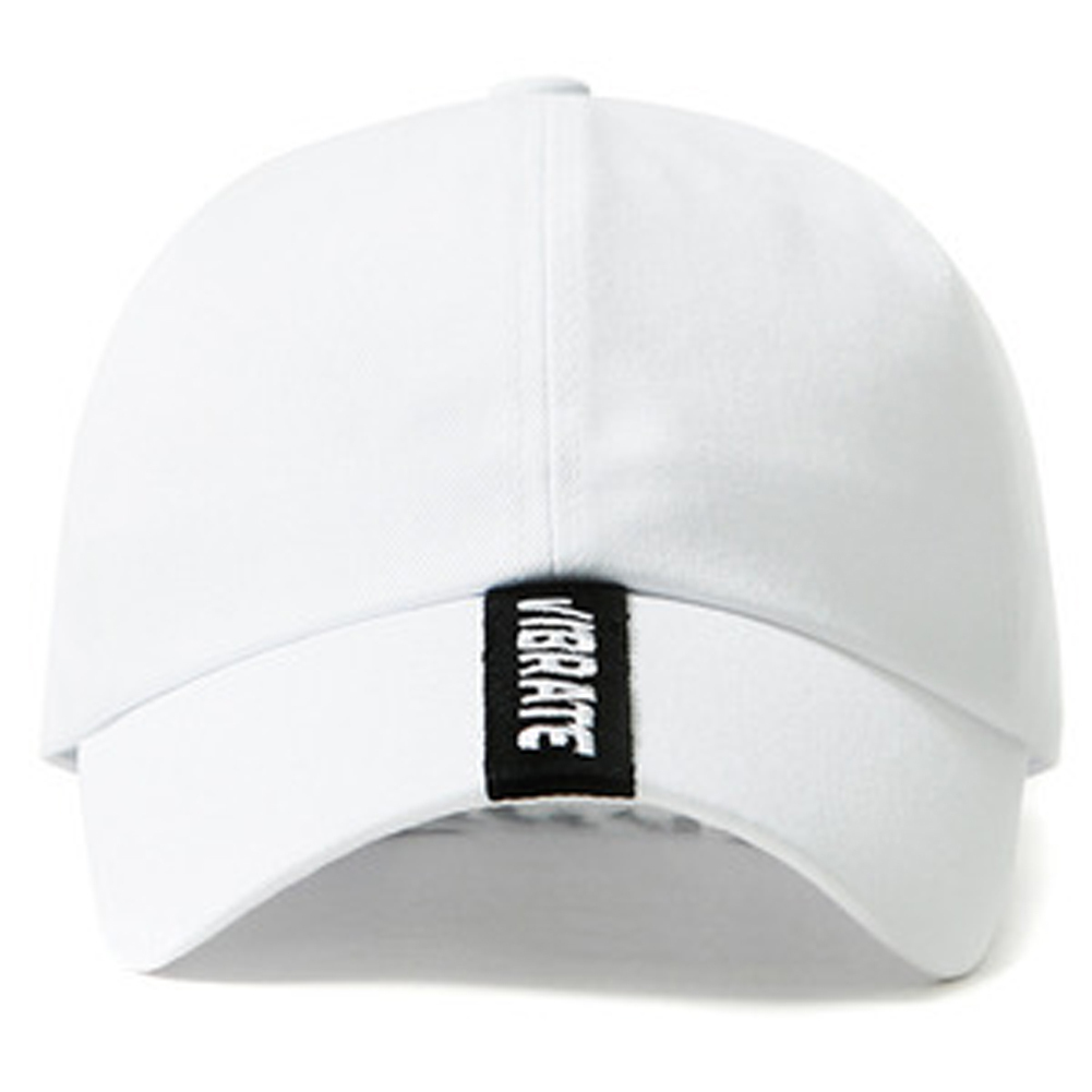 2色VIBRATE★バイブレート★HEIGHT PATCH BALL CAP