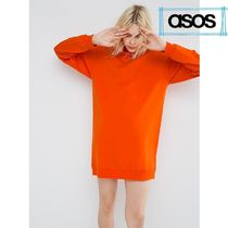 ASOS ワンピース*ASOS Ultimate Oversized Sweat Dress