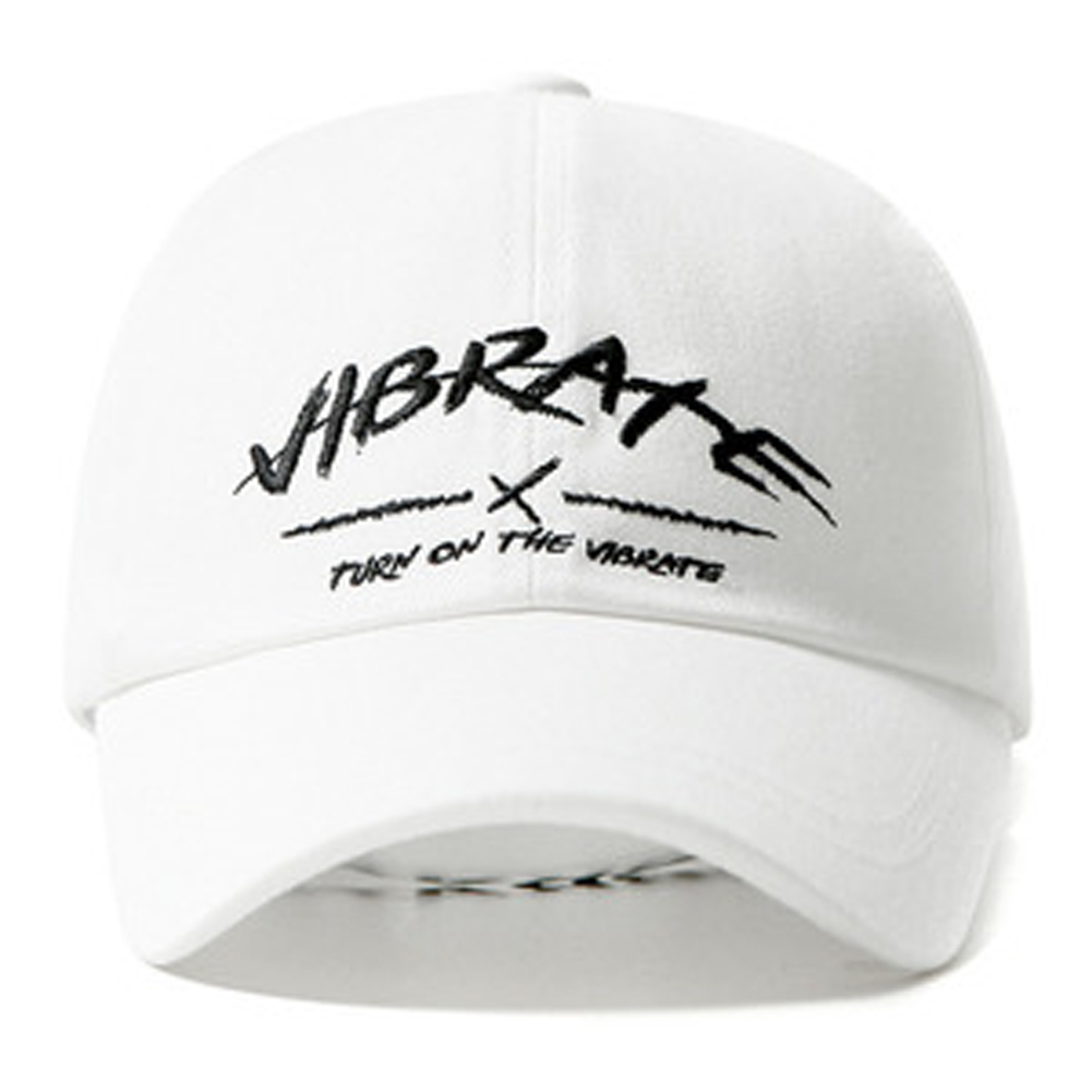 VIBRATE★バイブレート★ARCH THROUGH BALL CAP