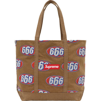 17 weeks Supreme tote bag