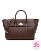 MULBERRY BAYSWATERバッグ・ストラップ付き