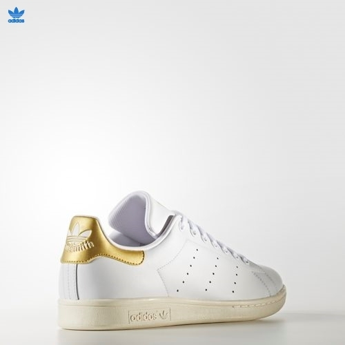 (アディダス) ADIDAS UNISEX ORIGINALS STAN SMITH AQ0439