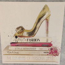 Oliver Gal'Gold Shoe & Fashion Books'30×30cm (6サイズあり)