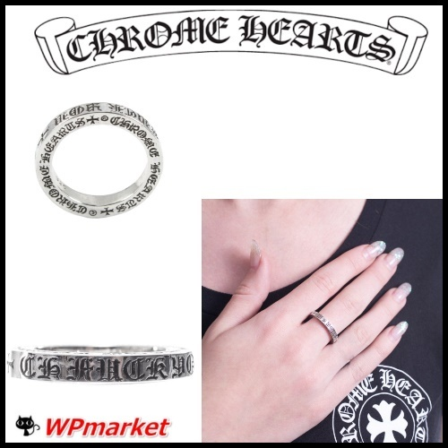 【安心の関税込★】CHROME HEARTS CH FU 3MM SPACER  リング