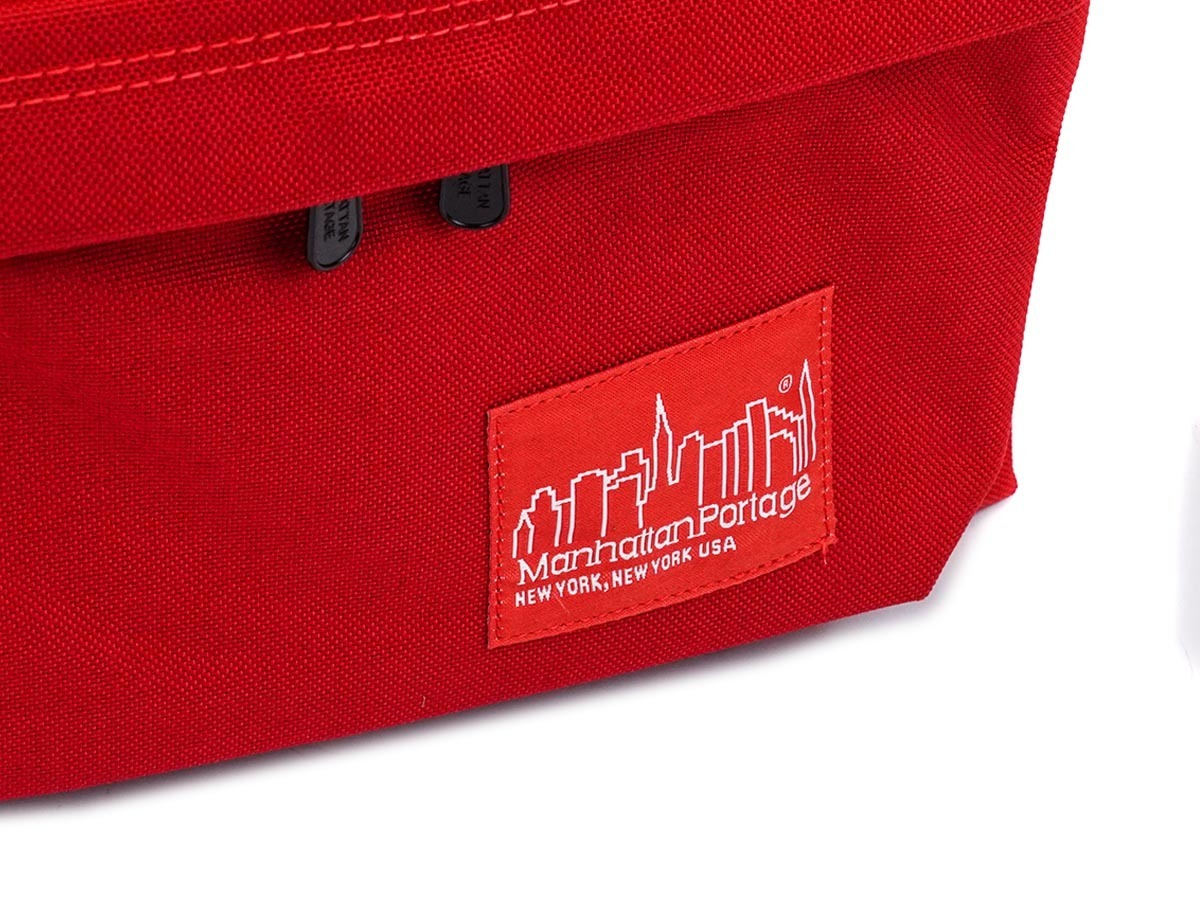 ManhattanPortagez リュック  BigApple Backpack RED nhj1210red