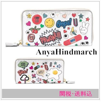Sticker silver wallet on into Ahnya Anahindmarhh