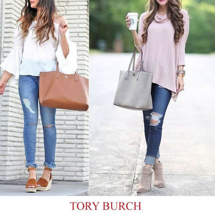 Tory Burch トートバッグ 【Tory Burch】Perry Tote  関税送料込 (12)