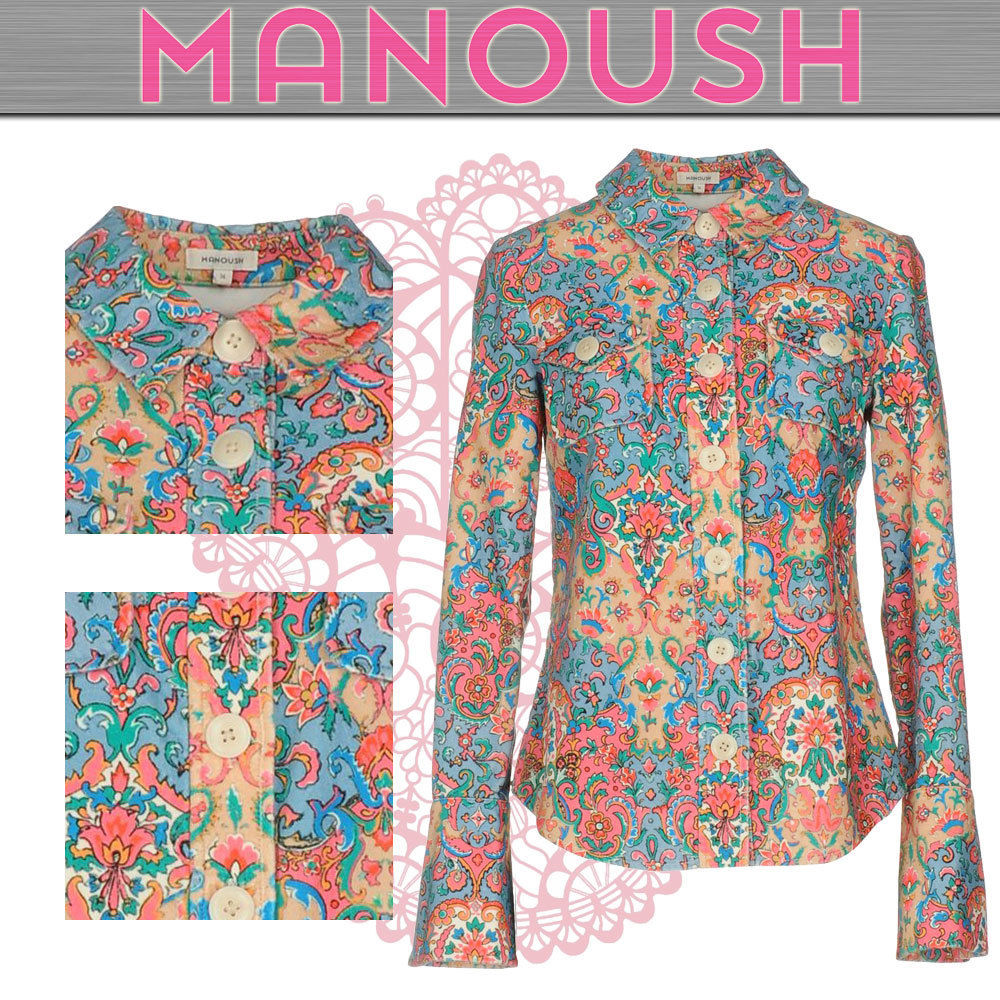 ★SALE★Manoush☆シャツ