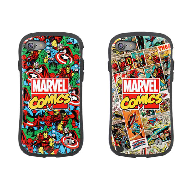 ★iFace正規品★iFace First Class MARVEL iPhone7★追跡可能