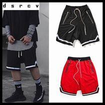 日本未入 destructive SPORTS MESH SHORTS ショーツ