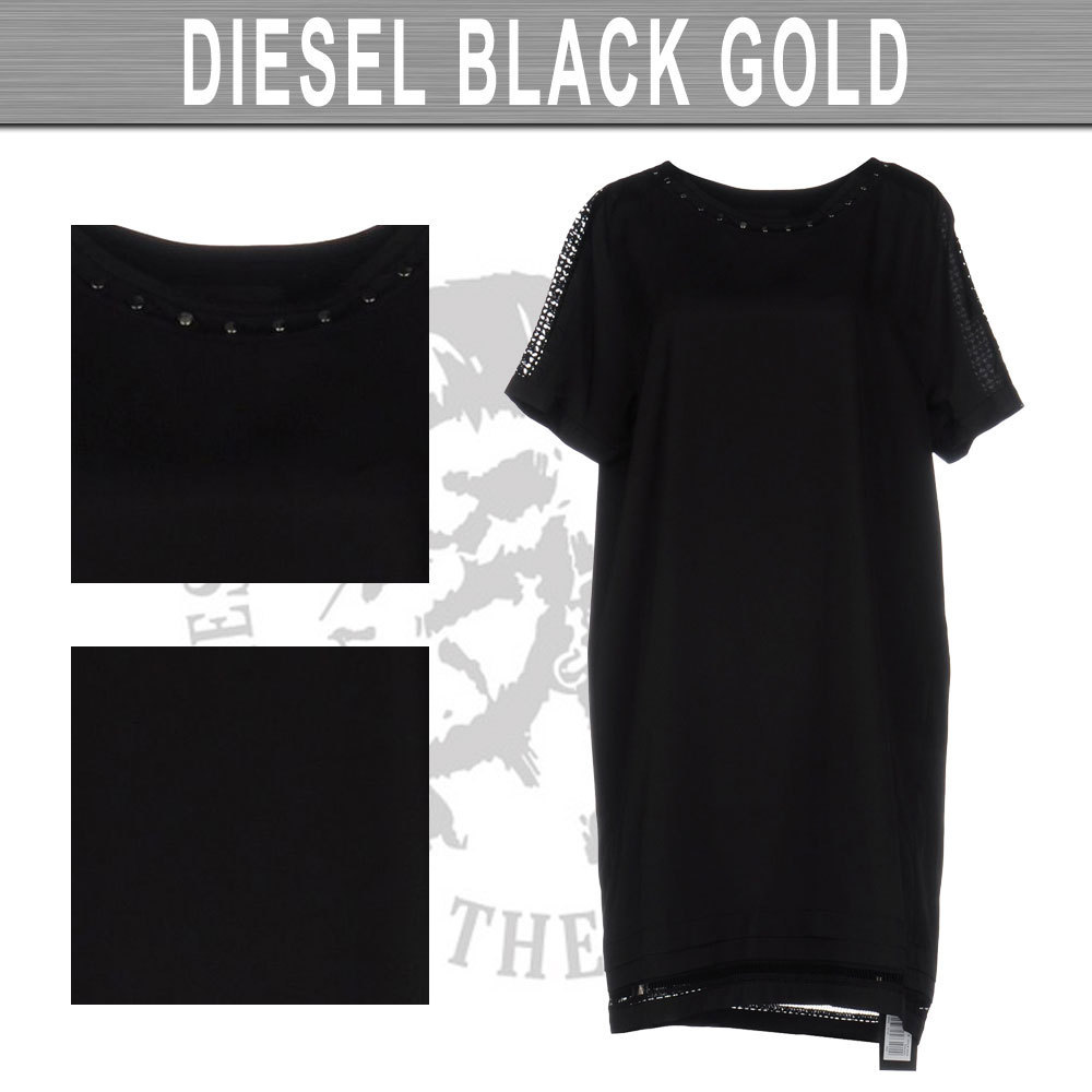 ★SALE★DIESEL BLACK GOLD☆ミニワンピース