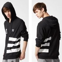 ADIDAS MEN'S ORIGINALS☆STRIPES PULLOVER BQ0885