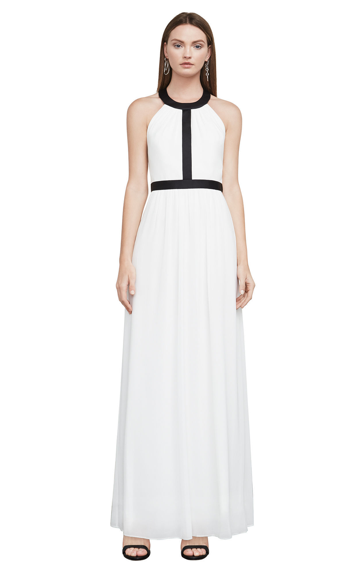【BCBG MAXAZRIA】ドレス♪ Tacarra Color-Blocked Gown