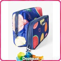 ★Desigual★ デスイグアル TWO POCKETS FRUITS
