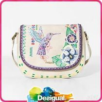 ★Desigual★ デスイグアル VARSOVIA WHITE WEEKEND