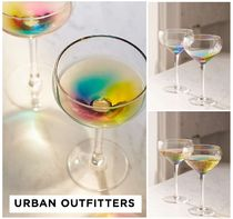 Urban Outfitters☆Rainbow Coupe Glasses Set☆