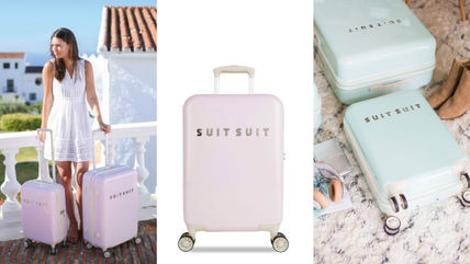 SUITSUIT-colorful suitcase Germany from Japan