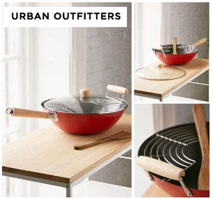 Urban Outfitters☆Wok Set☆フライパン