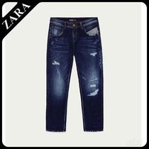 ★ZARA★ RELAXED FIT JEANS