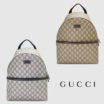 ∴Gucci∴ GG Monogram Backpack