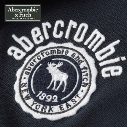 Abercrombie & Fitch トップス Abercrombie & Fitch アバクロ キッズポロシャツ crest polo(2)