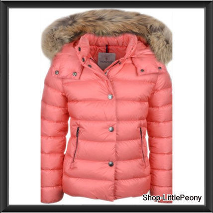 """17-18AW Moncler  'ALICE"""" ピンク (-6A)"""