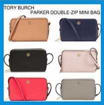 セール★TORY BURCH★6色*PARKER DOUBLE ZIP MINI BAG