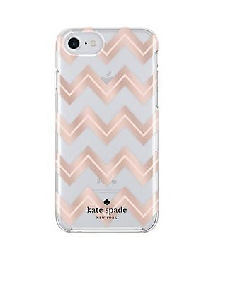 kate spade new york スマホケース・テックアクセサリー  【国内発送】kate spade★Moroccan Chevron  iPhone7&6 Case