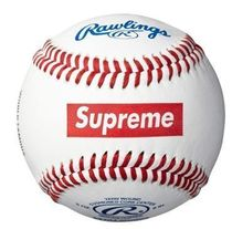 12S/S Supreme Rawlings Baseball
