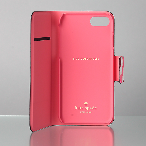 【日本発送】kate spade  wrap folio iphone7 case