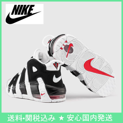 NIKE adult also OK AIR MORE UPTEMPO