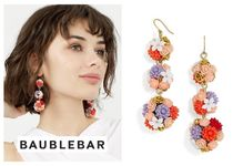 新作&日本未入荷!鮮やか!FLORA BALL DROP EARRINGS☆Baublebar