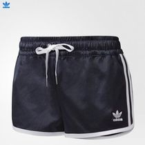(アディダス) ADIDAS Women's ORIGINAL SLIM SHORTS BJ8372
