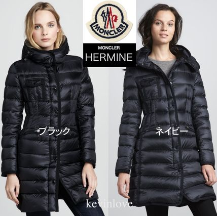 Last year popular 17 and 18 MONCLER HERMINE elmynne Black &