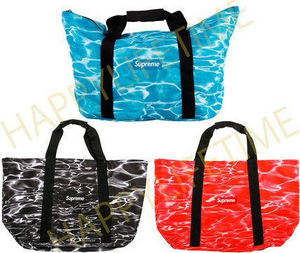 Supreme トートバッグ 新作!SUPREME17SS★Pipple Packable Tote