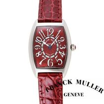 ☆Franck Muller☆ Cintree Curvex RED CARPET ウォッチ♪