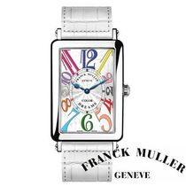☆Franck Muller☆ Long Island COLOR DREAMS ウォッチ♪