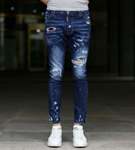 【関税負担】 DSQUARED2 17AW CLASSIC KENNY TWIST JEAN