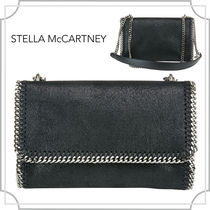 関税込☆Black FALABELLA SHOULDER BAG/Stella McCartney