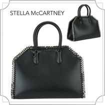 関税込☆Black FALABELLA HAND BAG/Stella McCartney