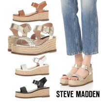 新作SALE!STEVEN by Steve Madden ブレイド厚底エスパ sabble