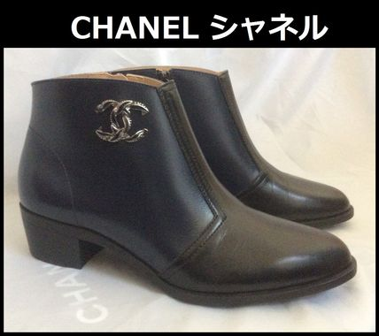 Wanted VIPSALE CHANEL bi-coloured boots fashionable early is