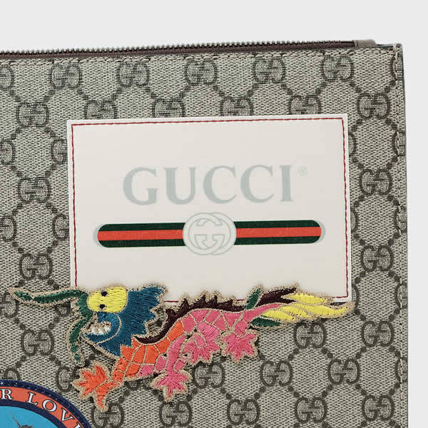★SALE★GUCCI Courrier クーリエ クラッチ&ショルダーバッグ