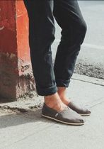 TOMS(トムス) スニーカー ★TOMS Men's Canvas Classics Ash★