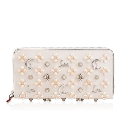 Christian Louboutin Panettone Wallet Ivory